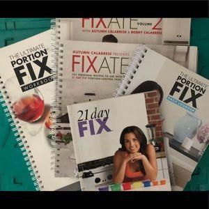 21 Day Fix Bundle / Recipe Books